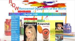 George Lois KidsDesign Portfolio