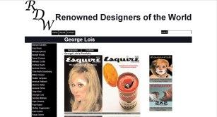 George Lois Modern Design Portfolio