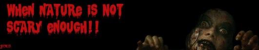 Photoshop CS6 Horror Banner